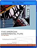 Five Experimental Films of the 1950's [Blu-ray] [Import italien]