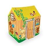 Bestway Spielhaus 102 x 76 x 114 cm Up In & Over-Casa de Juegos, Color