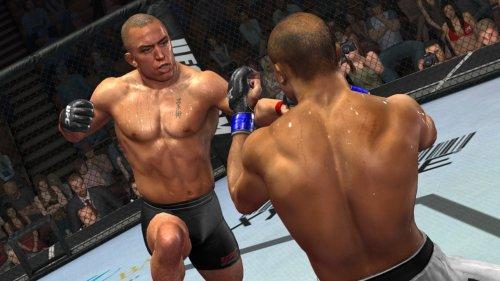 UFC Undisputed 2009 [import allemand]