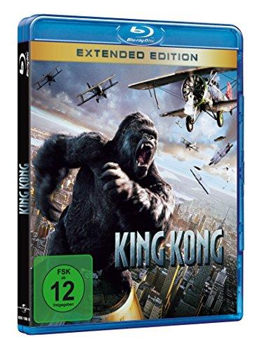 KING KONG (2005) (BLU-RAY) - V
