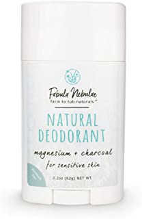 Magnesium Charcoal Natural Deodorant, 2.6 oz