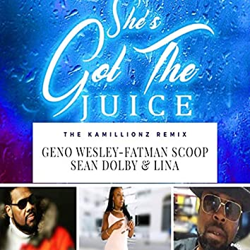 She's Got the Juice (feat. Fatman Scoop, Sean Dolby & Lina)