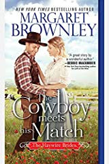 The Cowboy Meets His Match (The Haywire Brides Book 2) Kindle Edition