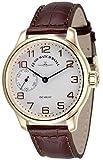Zeno-Watch Reloj Mujer - OS Retro Winder Gold Plated - 8558-9-Pgr-f2