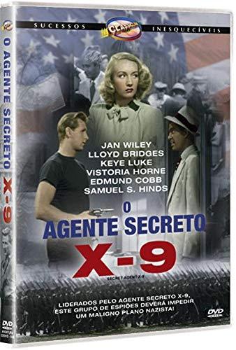 O Agente Secreto X-9