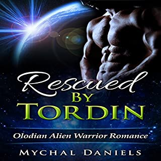 Rescued by Tordin cover art