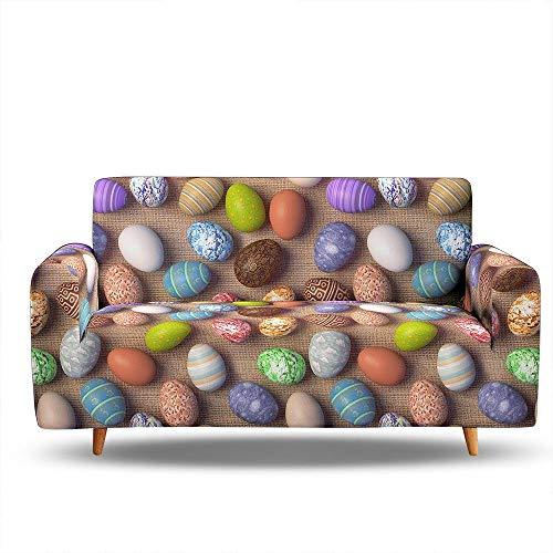 Funda Protectora para Muebles,Funda de sofá Moderna, Elegante Funda de sofá de Gran Elasticidad con patrón de Jacquard, Protector de Muebles para niños, Pets-A_235-300CM