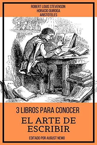 3 Libros para Conocer El arte de escribir