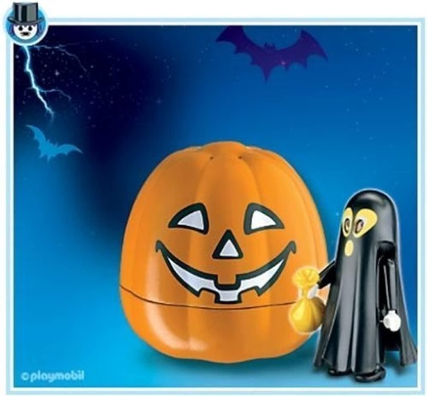 Playmobil HalloweenSet ghost 4771 NEW   SEALED by Playmobil
