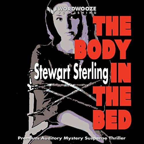 The Body in the Bed audiobook cover art