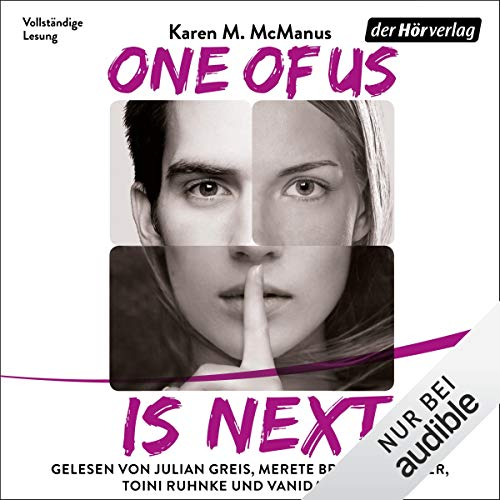 Couverture de One Of Us Is Next