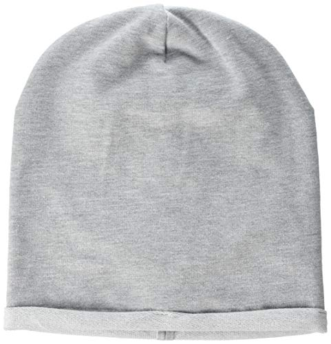 United Colors of Benetton Hat Gorra Bebe, Gris (Grigio/Allover 902), Talla única...