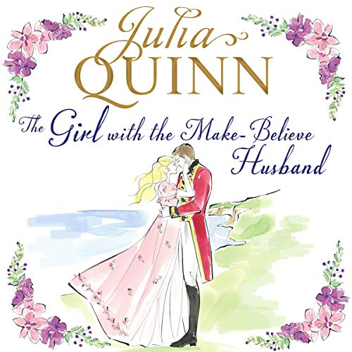 The Girl with the Make-Believe Husband cover art