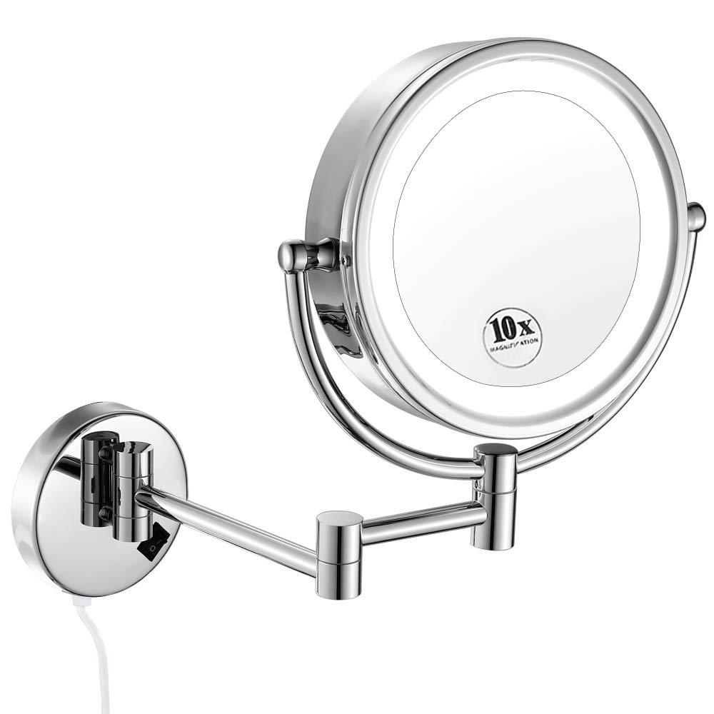 GURUN Lighted Makeup Mirrors Magnification
