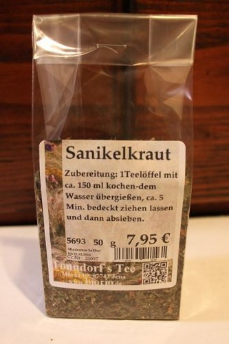 Sanikelkraut (50 g)