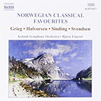 Norwegian Classical Favourites (2004-02-17)