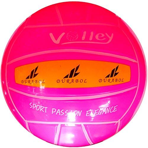 Pelota de Playa de Voleibol desinchable / Exterior Niños Deportes De Pelota (Rosa)