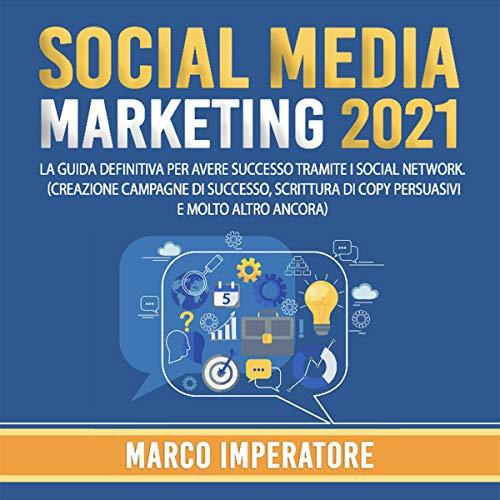 Social Media Marketing 2021 copertina