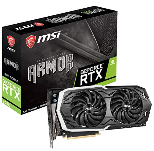 MSI Gaming GeForce RTX 2070 8GB GDRR6