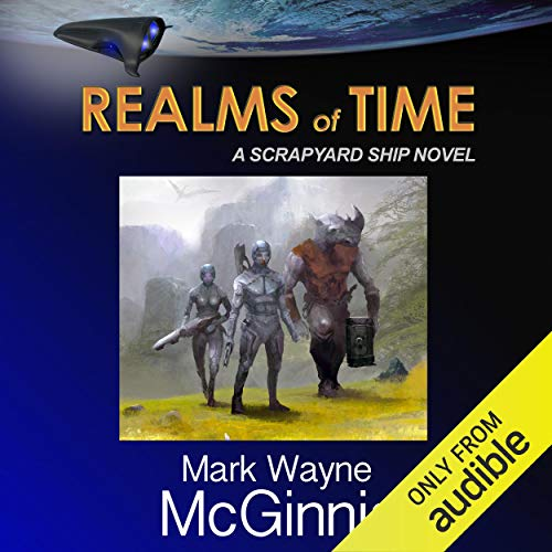 Realms of Time audiobook cover art