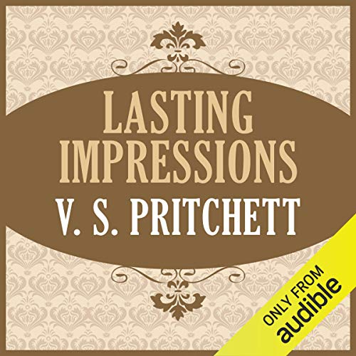 Lasting Impressions audiobook cover art