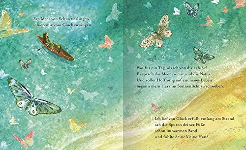 Als ich von dir träumte - Eine poetische Reise, die Kinder ermutigt, ihren eigenen Weg zu gehen (das besondere Geschenkbuch für Kinder und Erwachsene)