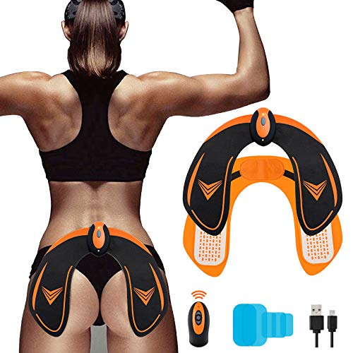 COSBITY Butt Hips Trainer Muscle Toner Fitness Training Gear Home Office Ab Trainer Workout Equipment Machine Fitness for Women Men