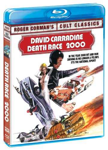 Death Race 2000 (Roger Corman's Cult Classics) [Blu-ray]