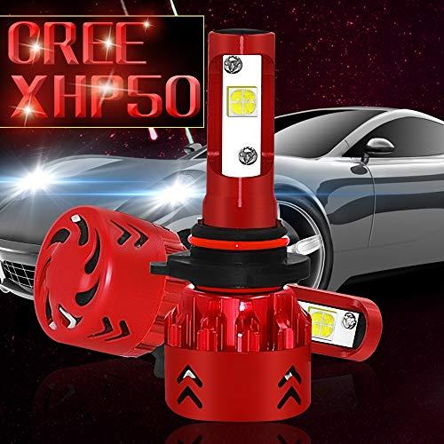 MTSBW H4 9003 HB2 LED Faros Bombillas LED Top Chips 96000LM 6000K Xenon Blanco,HB3/9005/H10