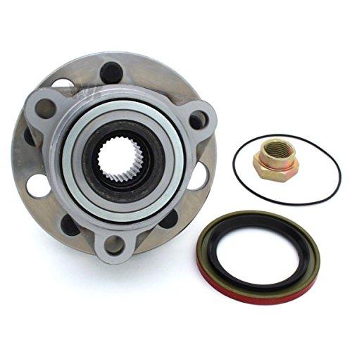 Timken BM500002 WJB WA512262 SKF BR930319 Cross Reference Rear Left Wheel Hub Bearing Assembly//Wheel Bearing Module Moog 512262