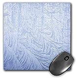 Danita Delimont - Places - Frost on Automobile Silver Fender - Alfombrillas para Mouse (MP_332561_1)