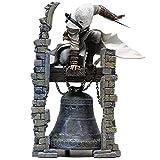 Kronleuchter Figura de Assassin'S Creed - Altair: el Legendario Assassin Altair Bell Tower Figura de acción Original de Figma (tamaño: 11 Pulgadas)