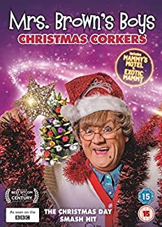 Mrs. Brown's Boys - Christmas Corkers