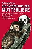 Die Entdeckung der Mutterliebe: Die legendären Affenexperimente des Harry Harlow