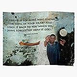 Ghana Boys Friends Friend Africa Home Decor Wall Art Print