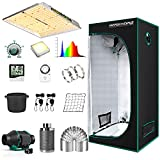 Best Grow Tents - MARS HYDRO Grow Tent Kit Complete 2.3x2.3ft TS1000W Review