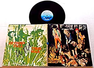 Jethro Tull This Was aa1a1a - Chrysalis Records 1968 - Used Vinyl LP Record - 1977 Reissue Pressing CHR 1041 - Dharma For One - A Song For Jeffrey - Round - My Sunday Feeling