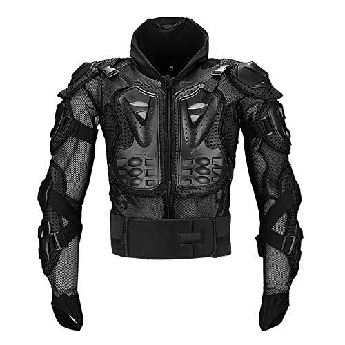 Été Cross-Country Moto équipement de Protection équitation Anti-Chute Costume CE Certification Poitrine Protecteur Armure Costume vêtements Homme Moto équitation B,XXXXXL