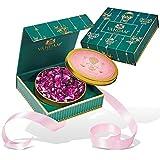 VAHDAM, Tè alle Rose in Confezione Regalo per la Festa della Mamma (Barattolo di Latta) | 100% Ingredienti Naturali | Idee regalo donna