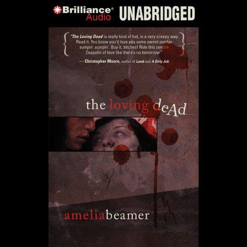 The Loving Dead audiobook cover art