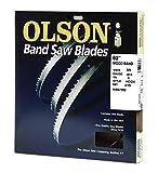 Olson Saw Wb57262Db 4 Tpi Band Saw Blade - 0.375 X 62 In