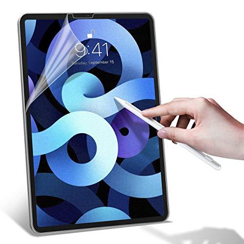 DAORANGE Matte Schutzfolie wie Papier für iPad Air 4 10.9 Zoll, Soft Displayschutzfolie Zeichnen, Schreiben wie auf Paper, Kompatibel mit Dem iPad Pencil, für iPad Air 10,9 Zoll 2020 Modell