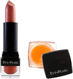 EVE PEARL Love N' Lip Therapy Set Lip Care Dry Lips Moisturizing And Highly Pigmented Lipstick Long Lasting Lip Color Kit