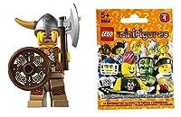 レゴ(LEGO) ミニフィギュア シリーズ4 バイキング (Minifigure Series4) 8804-6