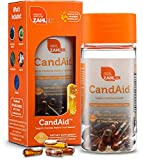 Best Antifungal Supplements - Zahler CandAid, Digestive Health Supplement, 2-Stage delivery Review