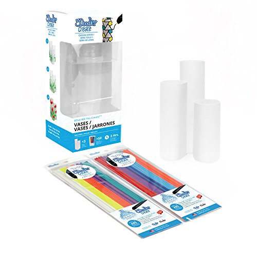 3Doodler Create Canvas Series Leinwand 3D Vase