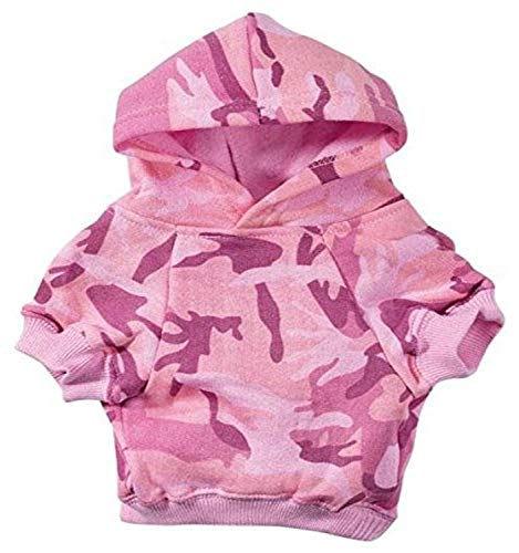 Casual Canine Camo Hoodie for Dogs, 24