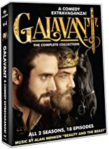 galavant dvd