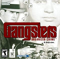 """The Strategy Game Where Crime Pays! Both in-depth planning and real-time tactical gameplay Control every aspect of a 1920's-era mob """"family"""" Recruit from a pool of 400 gangsters for your organization, each with unique skills and assets Enjoy a virtua..."""