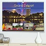 Grand Départ - Impressionen aus Düsseldorf (Premium, hochwertiger DIN A2 Wandkalender 2021, Kunstdruck in Hochglanz)